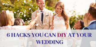 DIY at your wedding