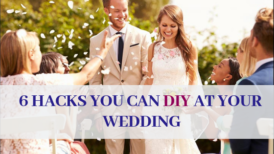 DIY at your wedding