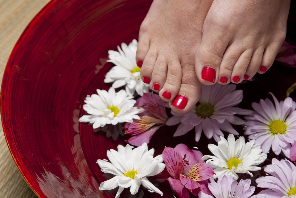 Take Care of Your Feet At Home