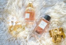 Art of Wearing Perfume