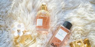 Art of Wearing Perfume