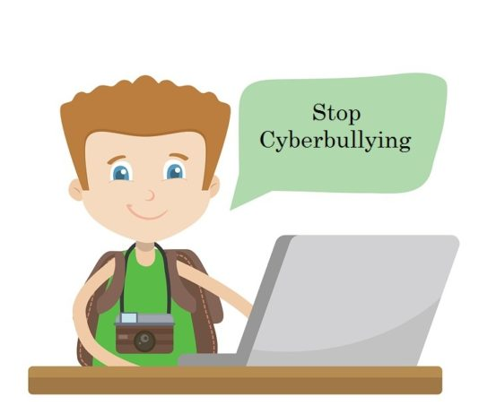 protect Kids from cyberbullying