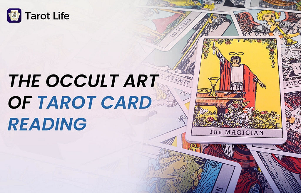 The-Occult-art-of-Tarot-card-reading