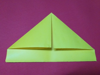 Paper boat making steps