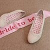 designer bridal shoe